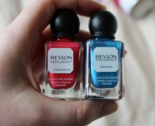 Revlon Nail Polishes
