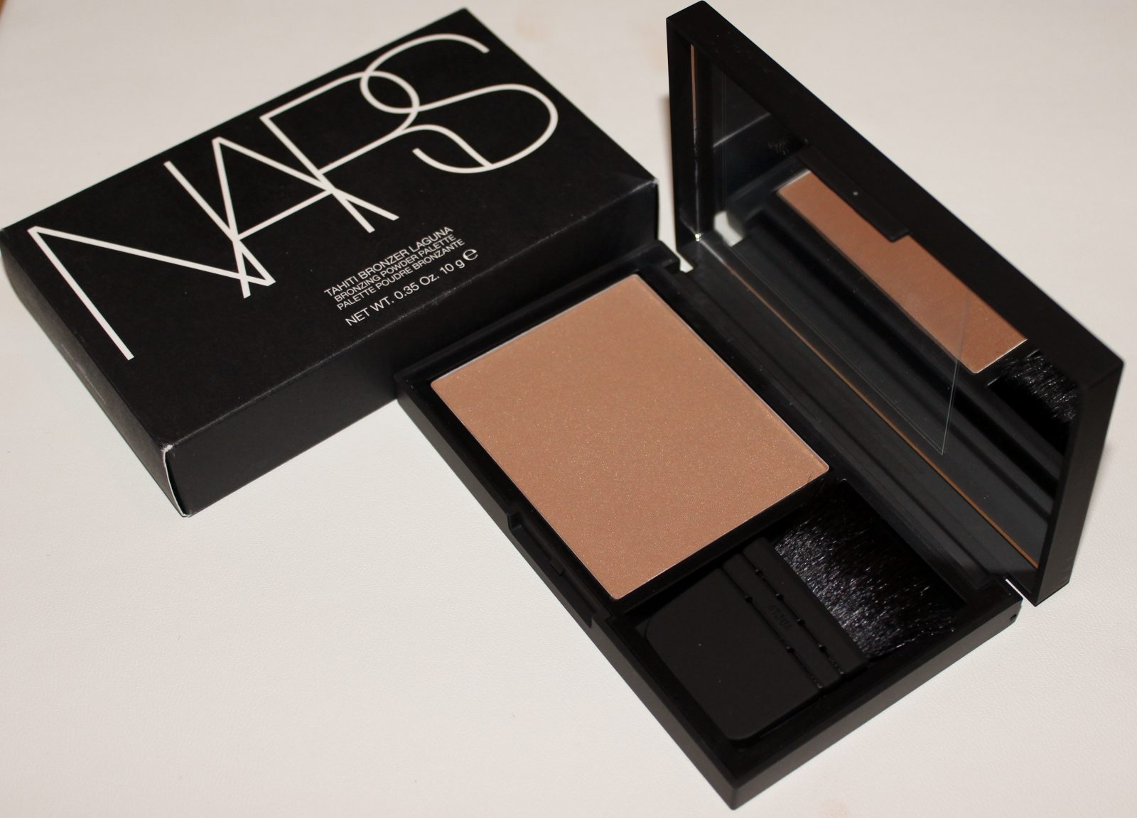 Nars Tahiti Bronzer Laguna Bronzing Powder Palette - The Beautiful Truth