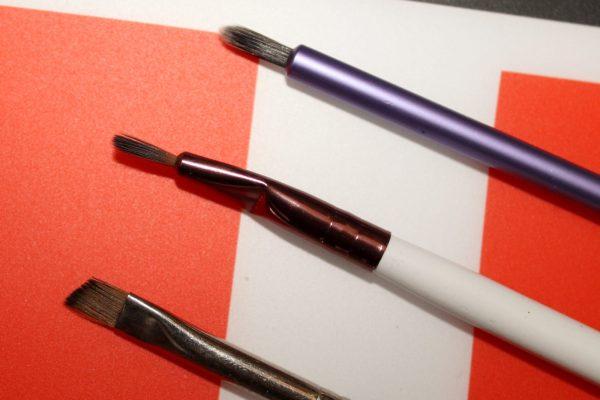 top five eyeshadow brushes