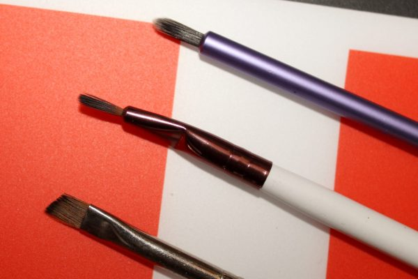 top five eyeshadow brushes