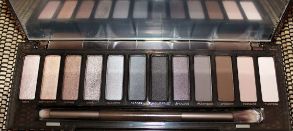 smoky palette irish beauty blog