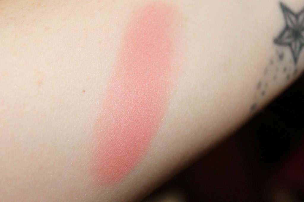 Diffused Heat Swatch