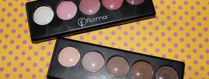 Flormar Eyeshadows