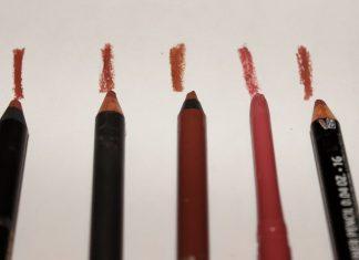top nude lip liners beauty blog