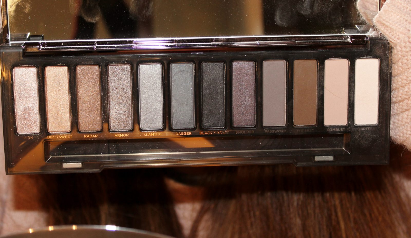 Easy Eye Look Urban Decay Naked Smoky Palette Irish Beauty Blog Eyeshadow This Time I Did A Really And Achievable Using The Aptly Named