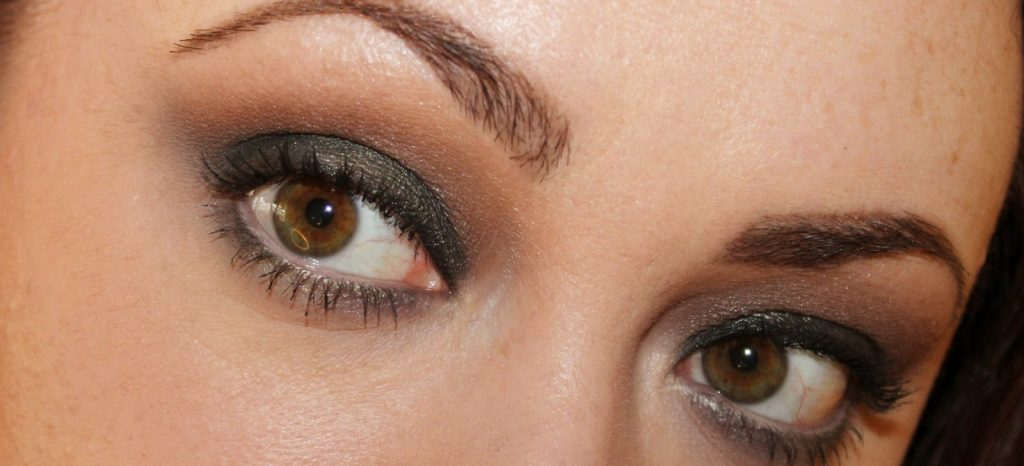 easy green eyeshadow tutorial