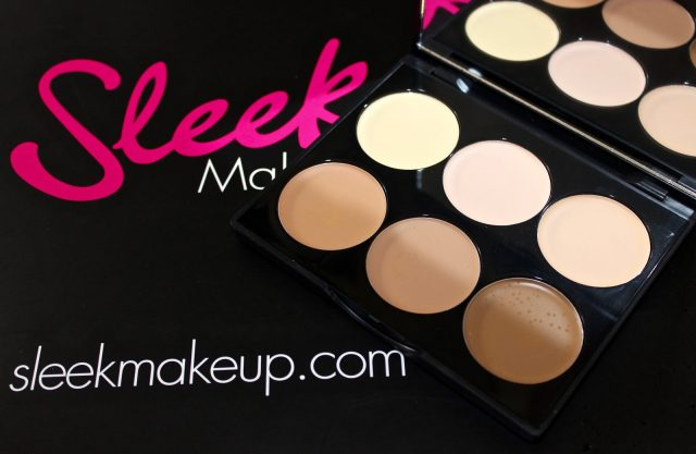 Sleek Cream Contour Kit Review