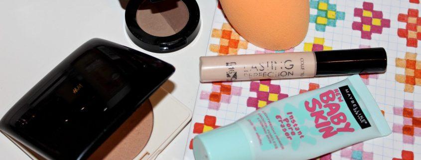 Budget Makeup Favourites