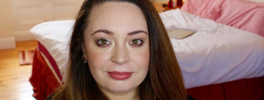 ten minute makeup look