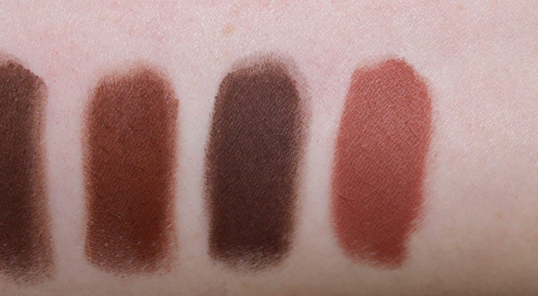 inglot cosmetics swatch