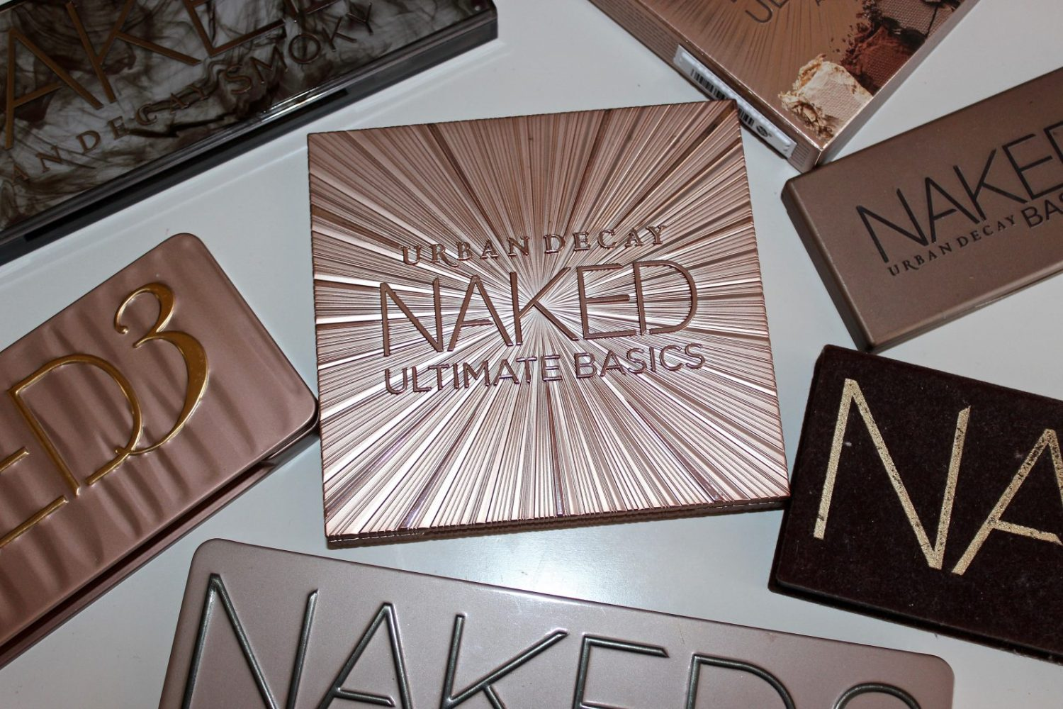 urban Decay Naked Ultimate Basics Palette ireland