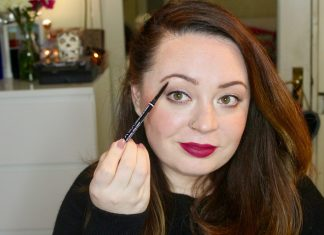 My Brow Routine