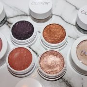 my colourpop eyeshadows