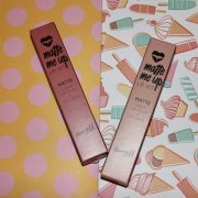 barry m matte me up lip kits
