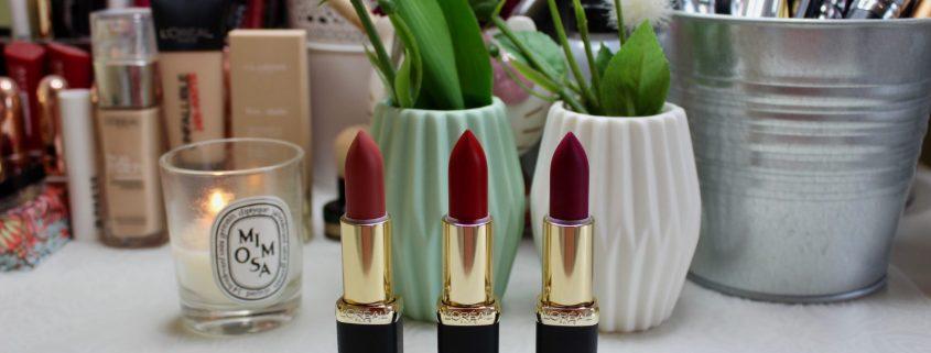 L'Oréal Color Riche Matte Addiction Lipstick