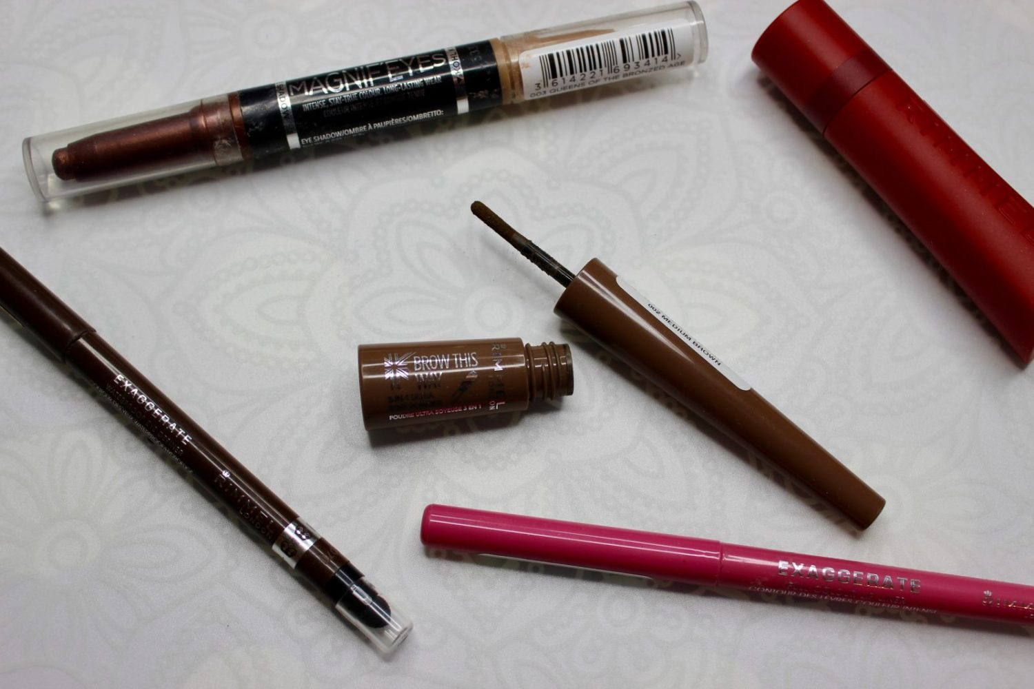 Rimmel Brown Shake