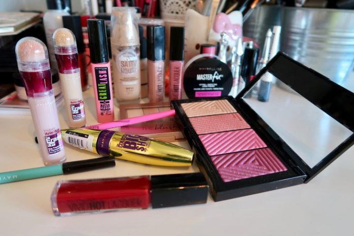 maybelline new products