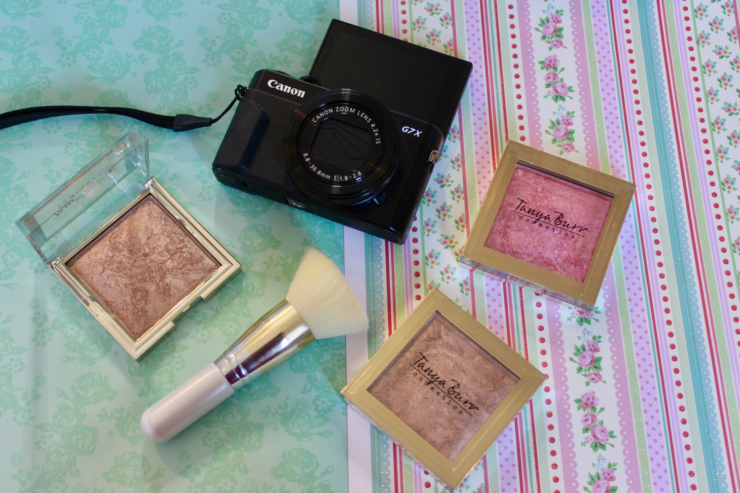 Tanya Burr Cosmetics Illuminating Powders