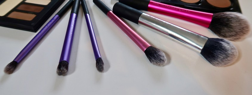 Real Techniques Brushes