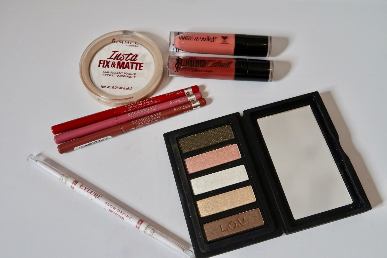 Affordable Makeup Favourites