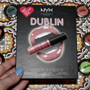 NYX Wanderlust Dublin City Set