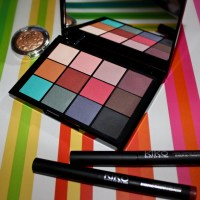 Kiko Smart Cult Eyeshadow Palette - Matte Revolution