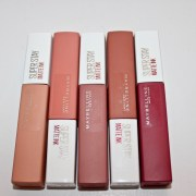 Maybelline Superstay Matte Ink Un-Nudes