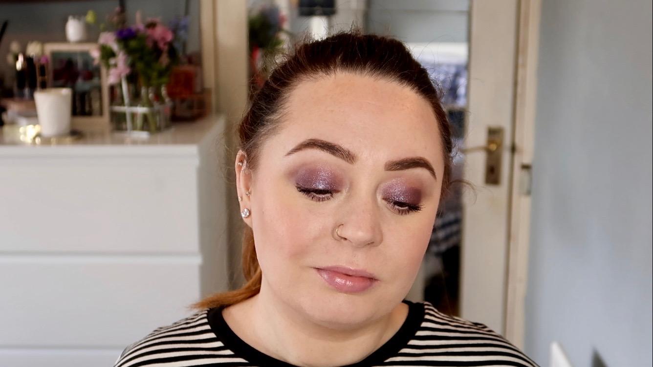 one eyeshadow makeup tutorial