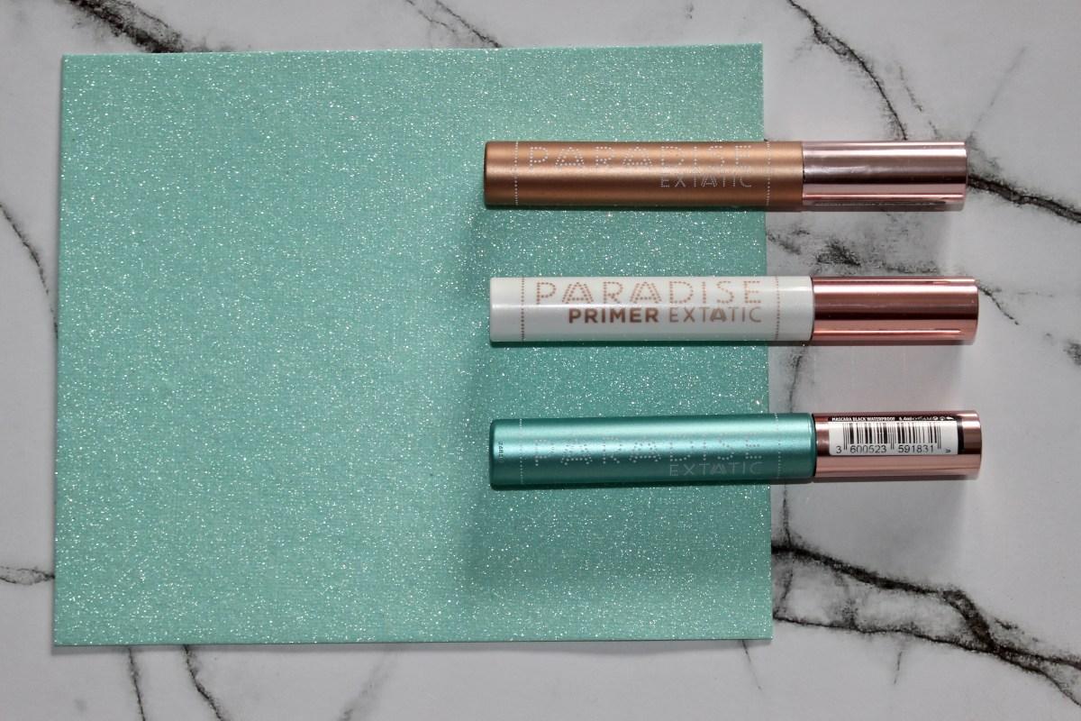 L'Oréal Paradise Waterproof Mascara & Primer