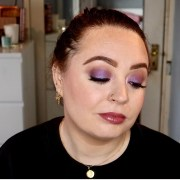 Glam Purple Makeup Tutorial