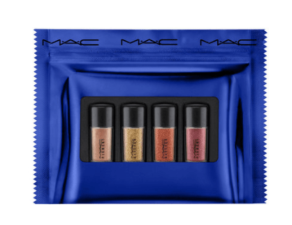 MAC Shiny Pretty Things Party Favours - Gold