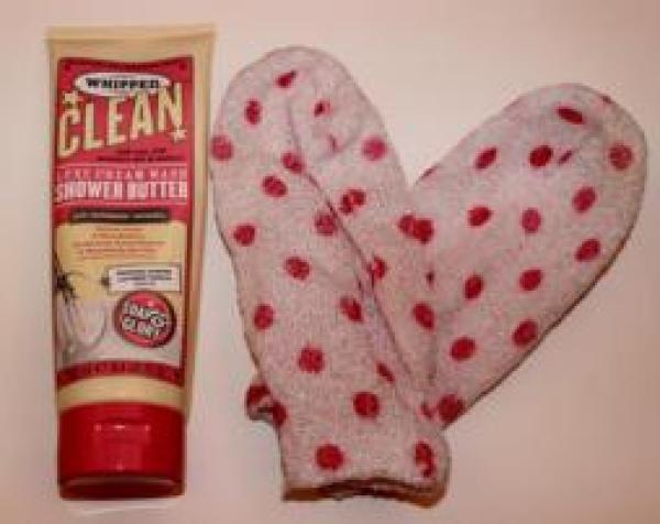 Penneys Mittens Soap & Glory Whipped Clean