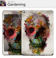 Gardening Gelaskin for iPad Air