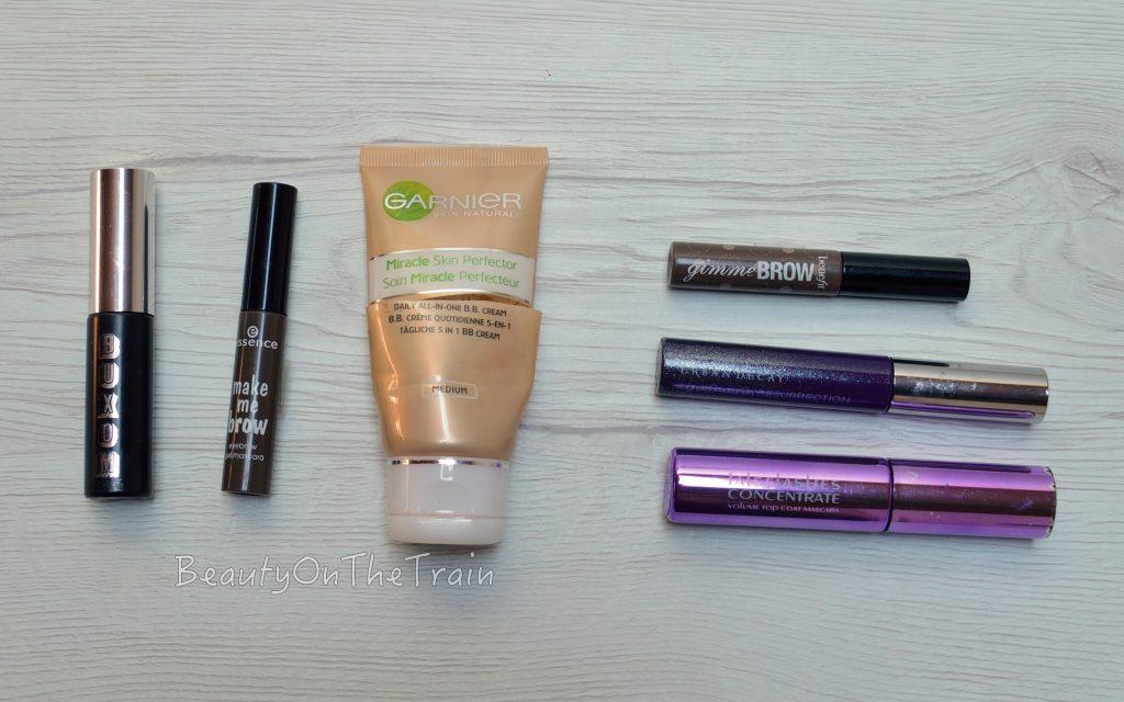 prodotti finiti dicembre 2016 makeup