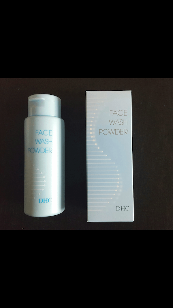 DHC Face Wash Powder Review