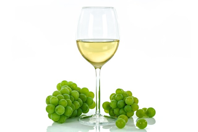 drinki na bazie białego wina