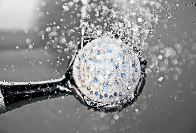 Mors domowy – zimne prysznice