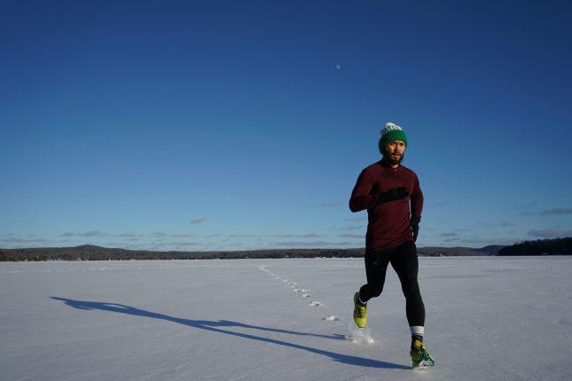 Bieganie, zima