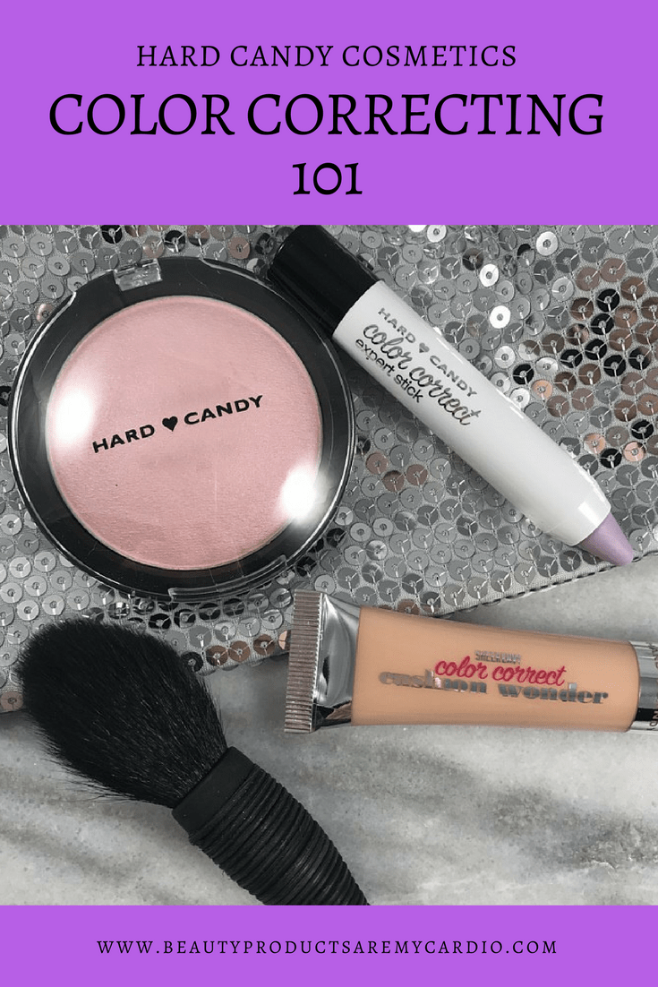 COLOR CORRECTING: Hard Candy Cosmetics
