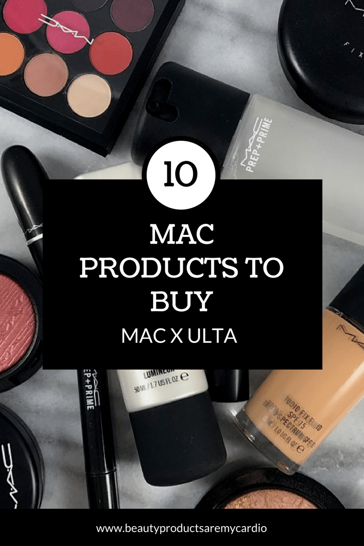 Top MAC Products