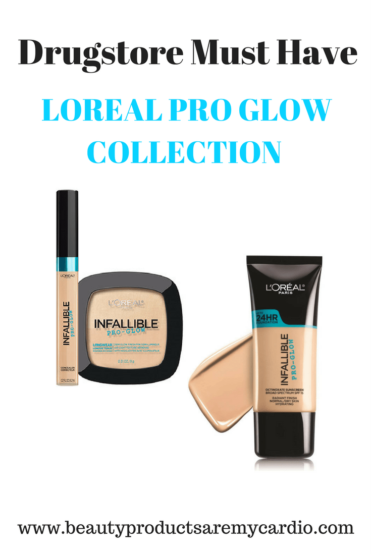 NEW L'Oreal Pro Glow Collection: How Do You Glow?