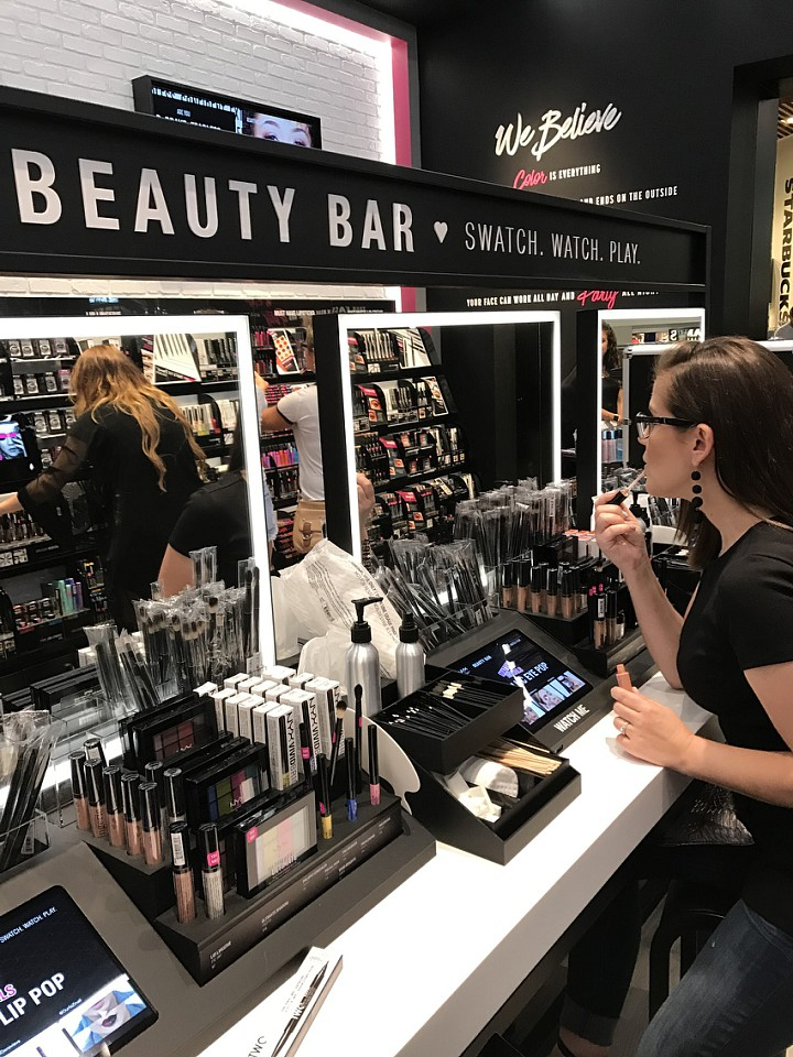 NYX STORE OPENING EVENT: WOODFIELD MALL