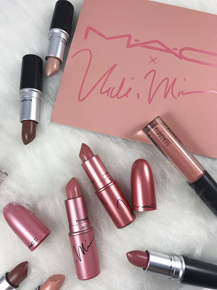 MAC X NICKI MINAJ: NUDE LIPSTICK COLLECTION