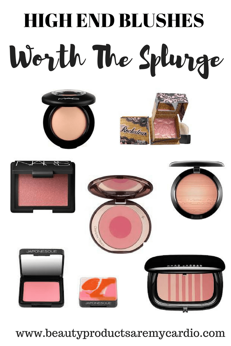 High End Blushes Worth The Splurge
