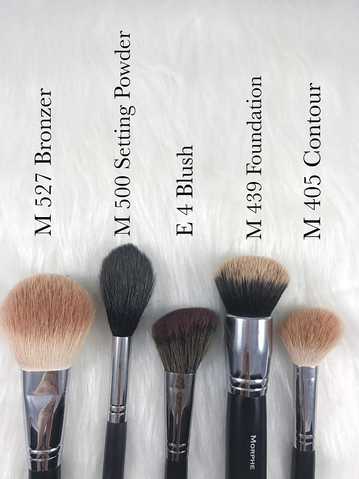 5 Morphe Brushes To Try For A Flawless Base!
