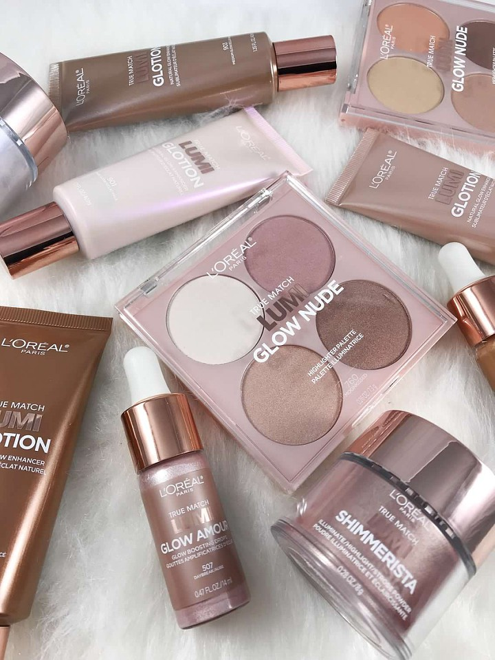 L'Oreal Glotion: Your new drugstore highlighter