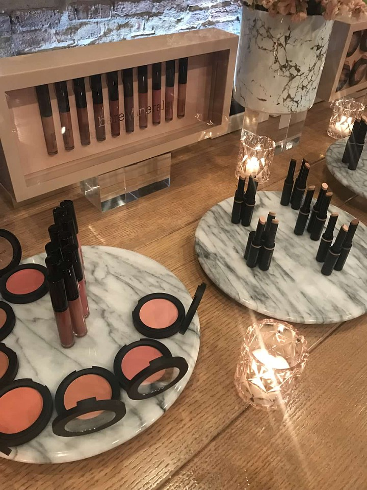 NEW bareMinerals: Concealer, Lip Lacquer and Blush