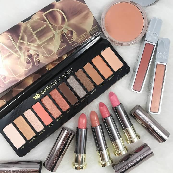 URBAN DECAY NAKED RELOADED: The New Neutral Palette Of Your Dreams