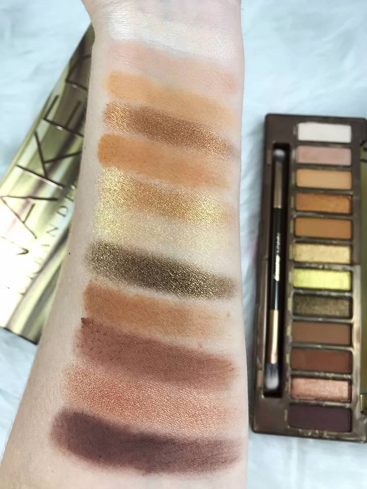 Urban Decay Naked Honey