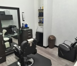 Barbered